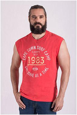 Sport, Camisetas M. Corta, 108517, CORAL