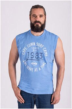 Sport, Camisetas M. Corta, 108517, COBALTO