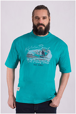 Sport, Camisetas M. Corta, 108520, VERDE