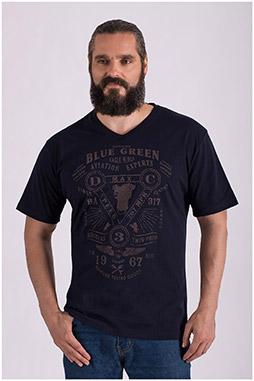Sport, Camisetas M. Corta, 108522, MARINO