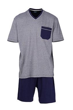 Homewear, Pijama M. Corta, 108527, MARINO