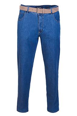 Pantalones, Vaqueros, 108549, INDIGO