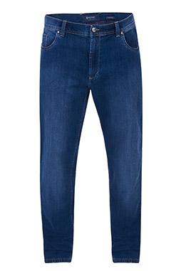 Pantalones, Vaqueros, 108550, AZUL MOJADO