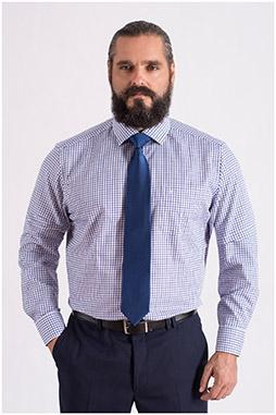 Camisas, Vestir Manga Larga, 108609, MALVA