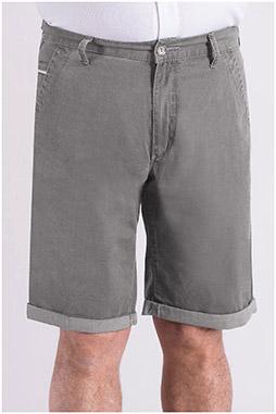 Pantalones, Bermudas, 108623, PIEDRA