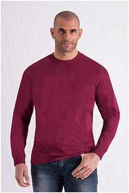 Sport, Camisetas M. Larga, 108657, BURDEOS