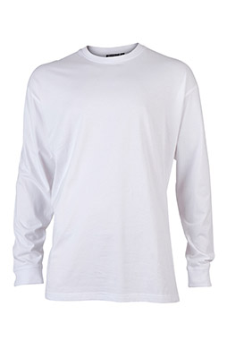 Sport, Camisetas M. Larga, 108657, BLANCO