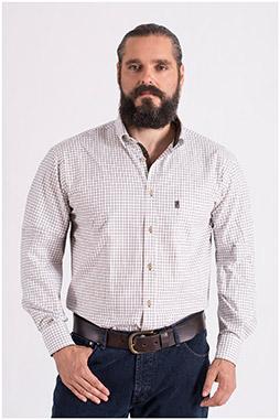 Camisas, Vestir Manga Larga, 108664, CAZA