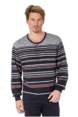 Homewear, Pijama M. Larga, 108703, MARINO