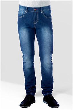Pantalones, Vaqueros, 108712, INDIGO