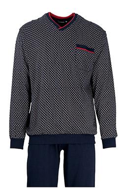 Homewear, Pijama M. Larga, 108723, MARINO