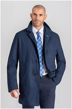 Abrigo, Chaquetones y Piel, 108780, MARINO