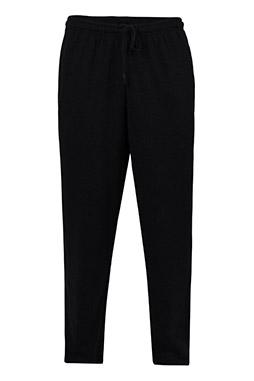Pantalones, Chandal, 108810, NEGRO