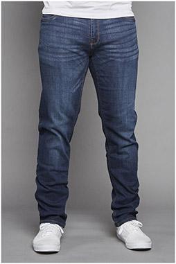 Pantalones, Vaqueros, 108853, INDIGO