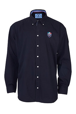 Camisas, Sport Manga Larga, 108880, NEGRO