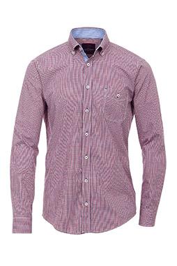 Camisas, Sport Manga Larga, 108892, GRANATE