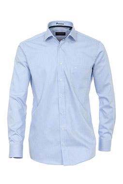 Camisas, Vestir Manga Larga, 108919, CELESTE