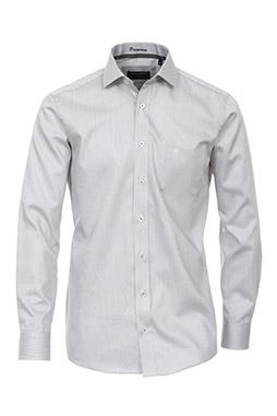 Camisas, Vestir Manga Larga, 108919, GRIS MEDIO