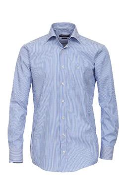 Camisas, Vestir Manga Larga, 108920, CELESTE