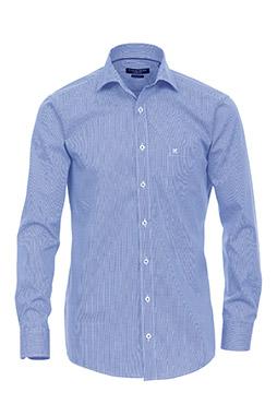 Camisas, Vestir Manga Larga, 108928, MARINO