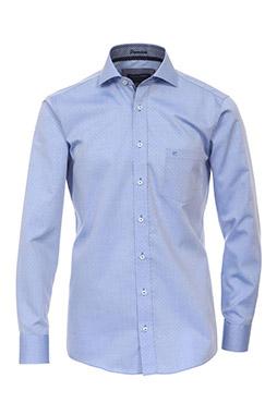Camisas, Vestir Manga Larga, 108929, CELESTE