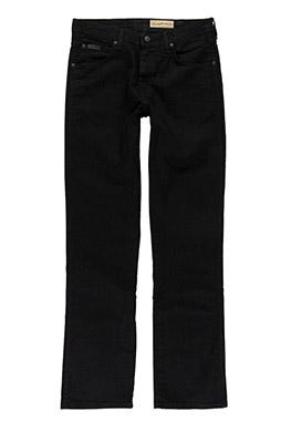 Pantalones, Vaqueros, 108953, NEGRO
