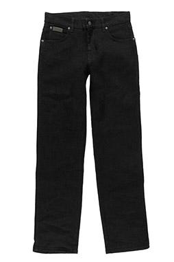 Pantalones, Vaqueros, 108954, NEGRO