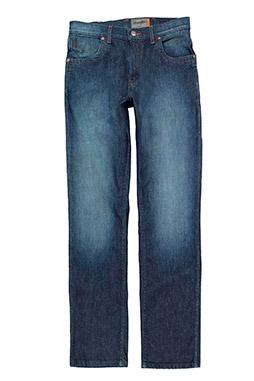 Pantalones, Vaqueros, 108955, INDIGO