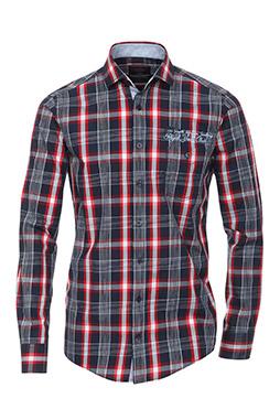 Camisas, Sport Manga Larga, 108960, MARINO