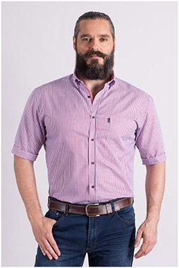 Camisas, , 108980, GRANATE