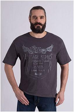 Sport, Camisetas M. Corta, 109022, ANTRACITA