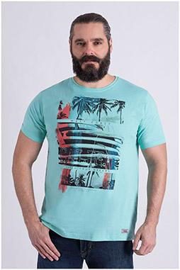 Sport, Camisetas M. Corta, 109026, MENTA