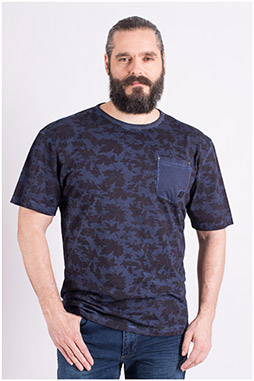 Sport, Camisetas M. Corta, 109036, INDIGO
