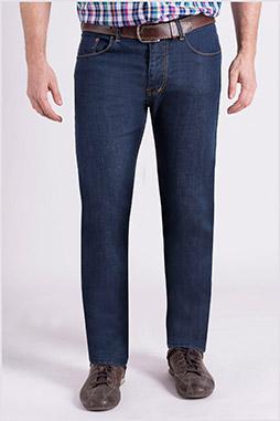Pantalones, Vaqueros, 109062, INDIGO