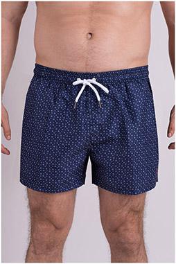 Pantalones, Bañadores, 109071, MARINO