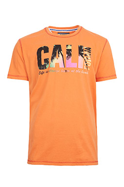 Sport, Camisetas M. Corta, 109105, NARANJA