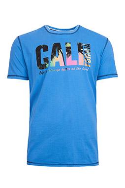 Sport, Camisetas M. Corta, 109105, AZUL