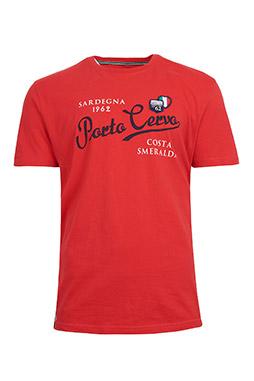 Sport, Camisetas M. Corta, 109107, ROJO