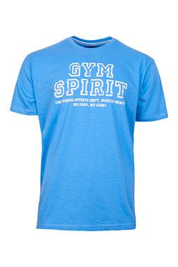 Sport, Camisetas M. Corta, 109108, AZUL