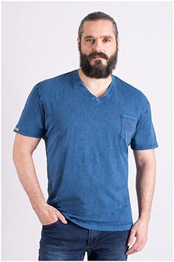Sport, Camisetas M. Corta, 109136, INDIGO