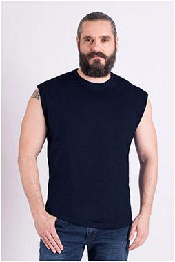 Sport, Camisetas M. Corta, 109148, MARINO