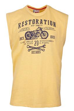 Sport, Camisetas M. Corta, 109152, AMARILLO