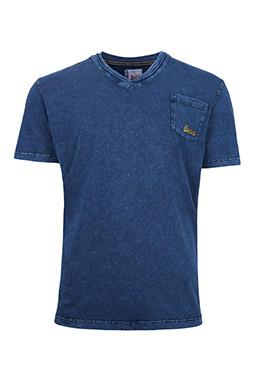 Sport, Camisetas M. Corta, 109142, INDIGO