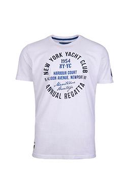 Sport, Camisetas M. Corta, 109163, BLANCO