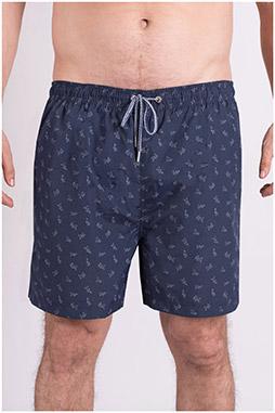 Pantalones, Bañadores, 109206, MARINO