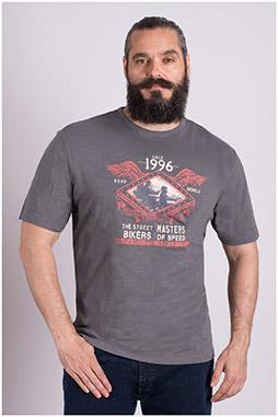 Sport, Camisetas M. Corta, 109207, PIEDRA