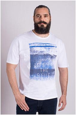 Sport, Camisetas M. Corta, 109210, BLANCO