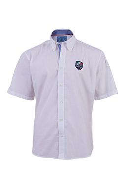 Camisas, Sport Manga Corta, 109219, BLANCO