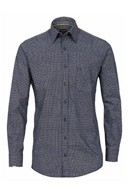 Camisas, Vestir Manga Larga, 109222, MARINO