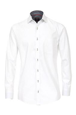 Camisas, Vestir Manga Larga, 109225, BLANCO